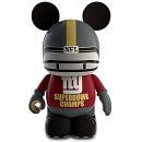 Vinylmation NFL Super Bowl XLVI Champion Figure