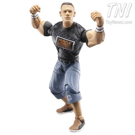 Wrestling: le action figure